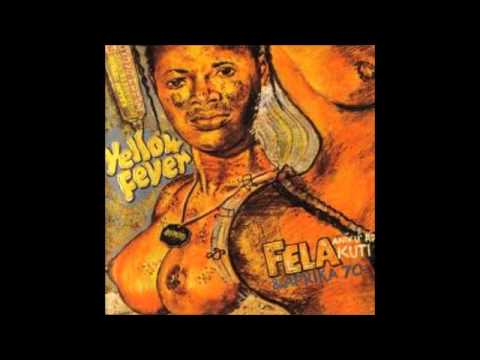 Fela Kuti-  Golden Collection