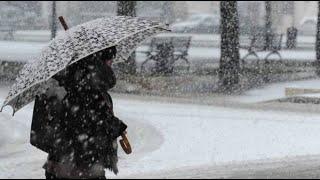Meteo, arriva il grande freddo sull'Italia. Neve anche a bassissima quota