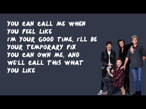 Temporary Fix - One Direction