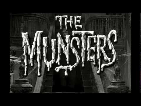 The Munsters Theme with vocals (lyrics in description)