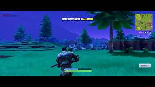 Fortnite. CHEAT/TELEPORTATION/WALLHACK