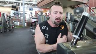 Kris Gethin Quick Tip: A New Triceps Movement