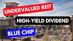 An Undervalued High-Yield Dividend REIT I'm Buying Now!