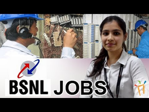 BSNL Recruitment Notification – Telecom Jobs at BSNL as JTO – Exam dates & results- Employment News