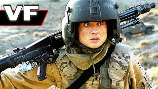 RESCUE UNDER FIRE Bande Annonce VF (Action, 2018)