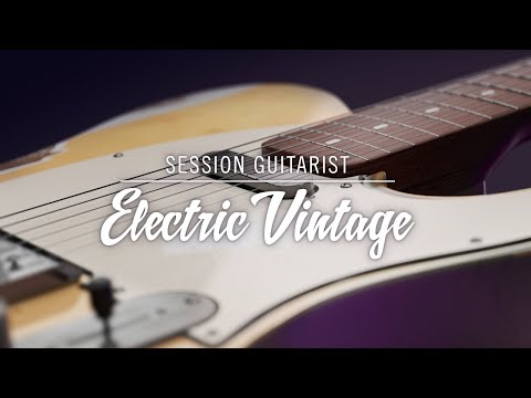 Introducing ELECTRIC VINTAGE | Native Instruments