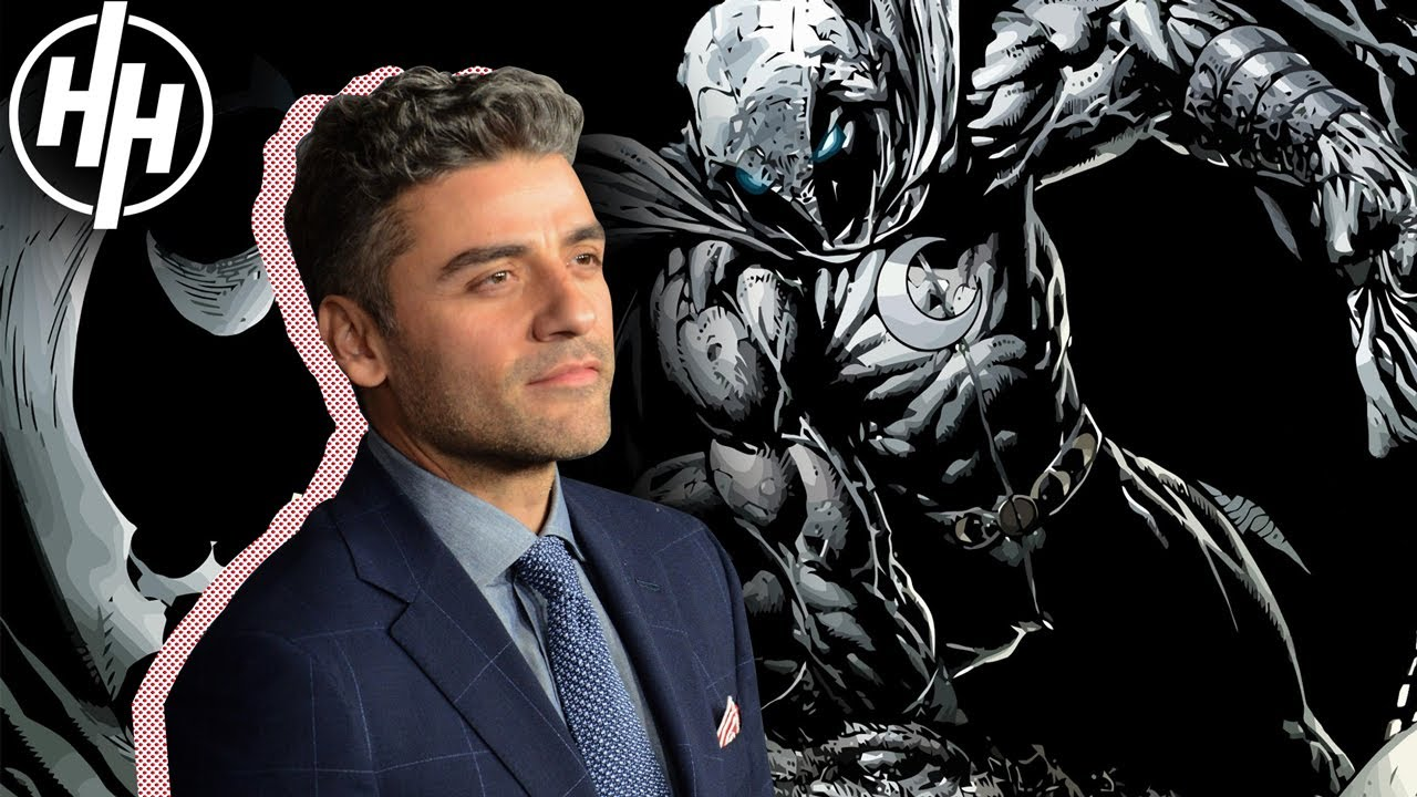 Marvel's Moon Knight series for Disney Plus may star Oscar Isaac