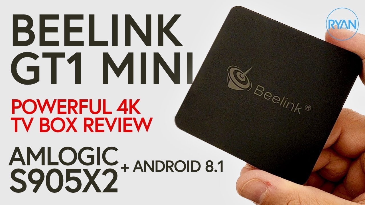 Beelink GT1 MINI TV Box Review - Android TV box Review