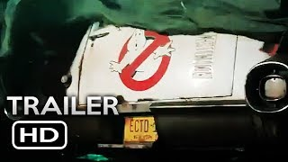 GHOSTBUSTERS 3 Teaser Trailer (2020) Bill Murray Comedy Movie HD