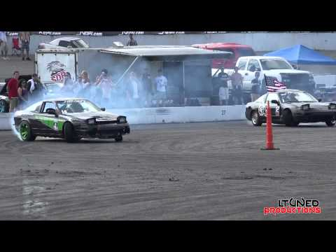 Drift Contest – NOPI Nationals 2014 Day-2 Video #38