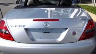 2009 Mercedes-Benz SLK-Class SLK350 Convertible - Germantown, MD