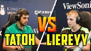 Euro LAN - TaToH vs Liereyy [Game 1-3]