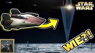 Star Wars: Wie ein einzelner A-WING die EXECUTOR zerstören konnte [Legends deutsch]