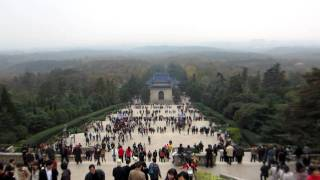 Visiting the Sun Yat-sen Mausoleum (Nanjing, China)