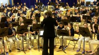 TCMS Band 7th Grade - Count Rockula