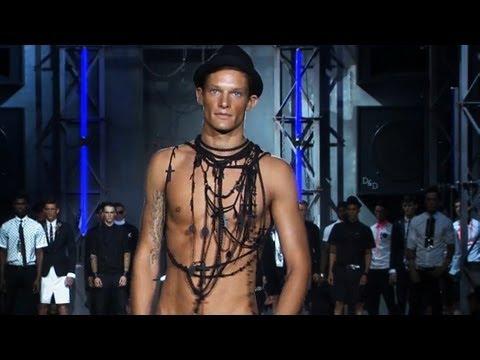Dsquared2 Men Spring/Summer 2013 FULL SHOW   Milan Men's Fashion Week   FashionTV FMEN