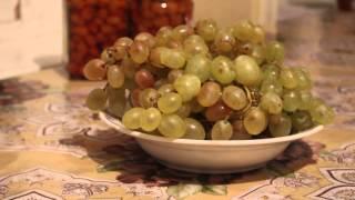 Рецепт - Варенье из винограда (на Азербайджанском языке)