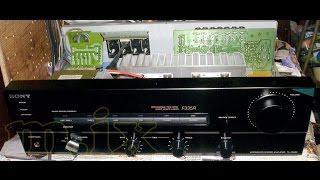 SONY TA-F335R Integrated Amplifier Усилитель
