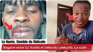 vuclip Bagarre DJ Arafat et Debordo Leekunfa   PRIINCE TV