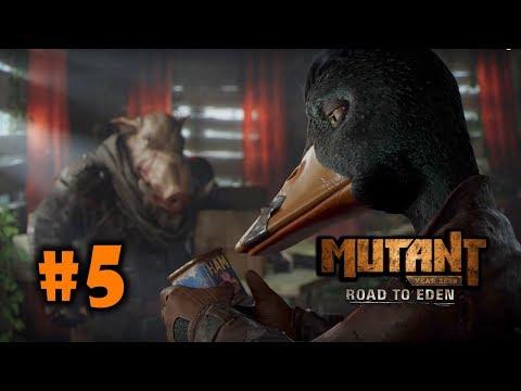Mutant Year Zero: Road to Eden | #5 - BORMİN, DEĞERLİSİN!