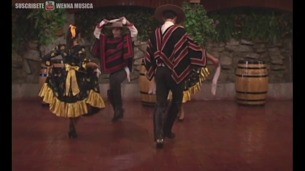 Zona Centro Bailes Tipicos Chilenos Musica Y Bailes Chilenos Youtube