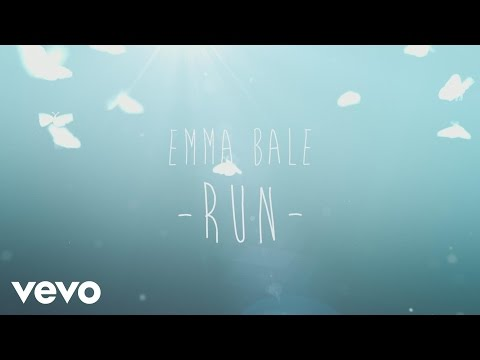 Emma Bale - Run (Lost Frequencies Radio Edit)(Lyric Video)