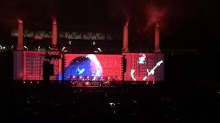 Roger Waters, La Plata 10 de Noviembre de 2018. Dogs