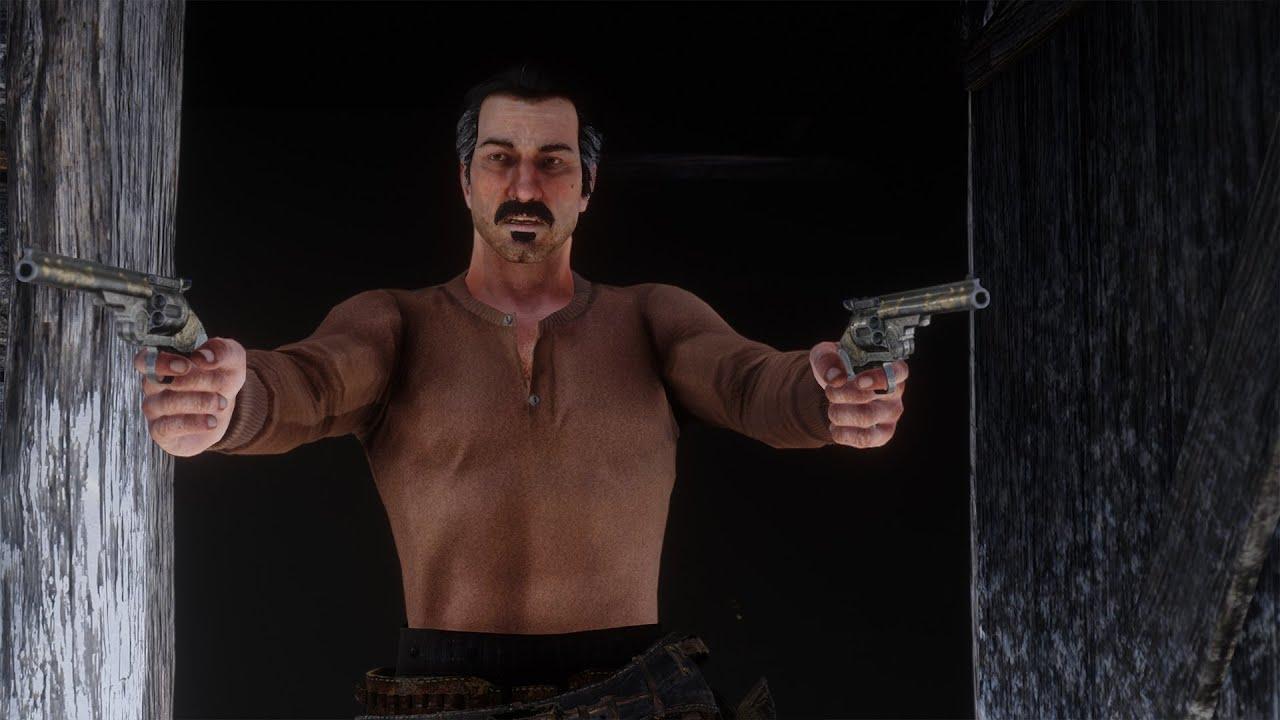 Download RDR1 Original Dutch in Red Dead Redemption 2 Ending