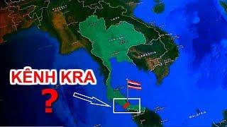 Kênh Đào Kra: Giấc Mộng Hơn 300 Năm Của Thái Lan