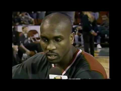 Gary Payton: Inspirational Post Game Interview With Kevin Calabro