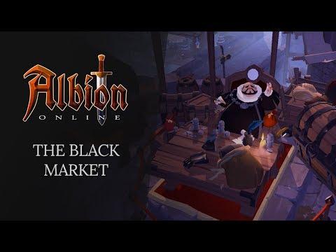 Albion Online |  The Black Market