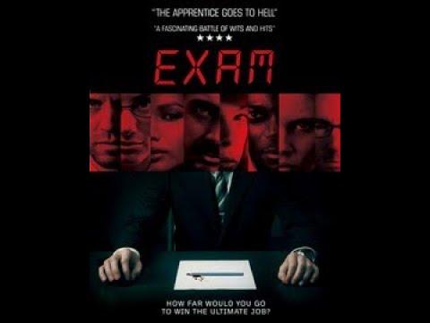 Download Exam • 2009 • Thriller/Mystery • Full Movie. #exam #bedlamproduction