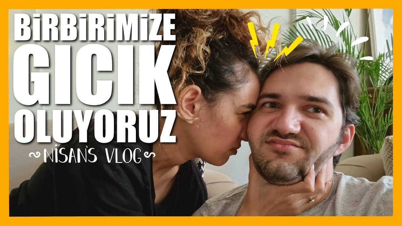 BİRBİRİMİZE GICIK OLUYORUZ - Nisan's Vlog