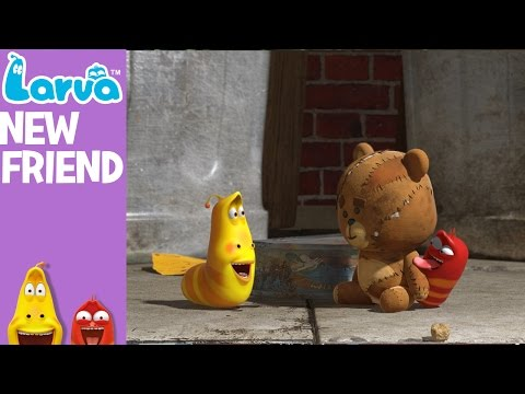New Friend Mini Series from Animation LARVA