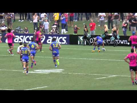 [Highlights] NRL Trial - Parramatta Eels vs Penrith Panthers