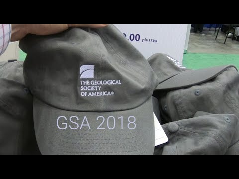 Geological Society of America 2018