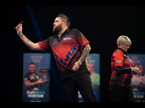 "Michael Smith: ""Lisa Ashton is the best ever women's darts player, she can compete with anyone"""