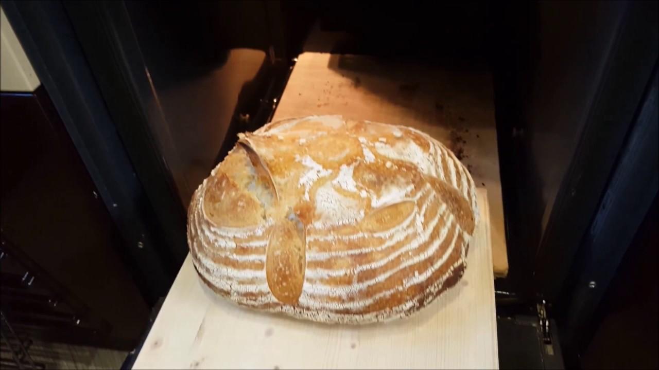 подовый хлеб дома