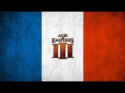 ��Разбор Наций в Age of Empire 3��. Выпуск №2, Франция [Semi FF].