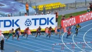Michael Johnson on Aries Merritt 110mH semi final, Moscow 2013