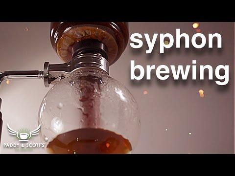 Syphon Brewing | Barista Training