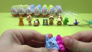 Pencils Toy Kinder Surprise | Карандаши Игрушки Киндер Сюрприз