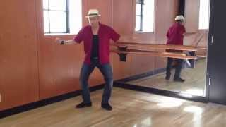 How To Dance UpTown Funk Choreography Lesson 1 with Gustavo Ferman