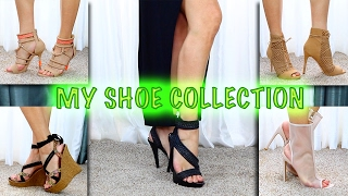 MY SHOE COLLECTION 2017   FAVORITES