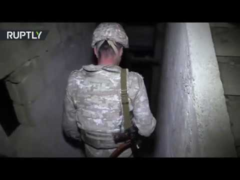 Russian military finds alleged chemical weapons lab in Douma