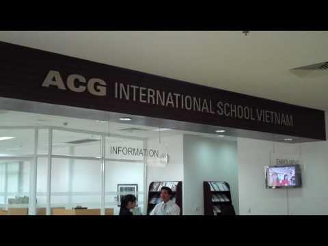 PM John Key visits ACG International School, Ho Chi Minh City