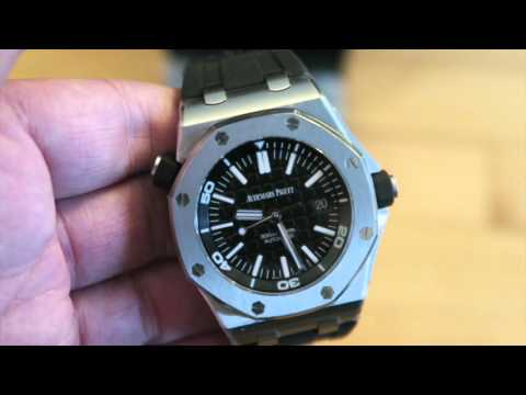 Audemars Piguet Royal Oak Unboxing! FINALLY!