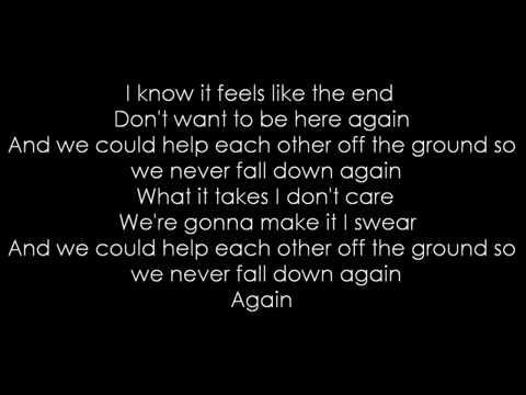 Faber Drive - Tongue Tied (Lyrics)