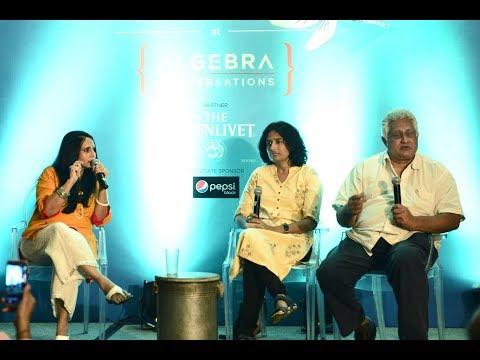 Shiv Visvanathan & Mukta Dabholkar @Algebra