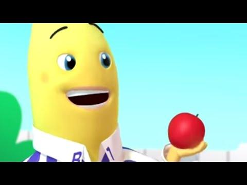 Apple - Full Episode Jumble - Bananas In Pyjamas Official